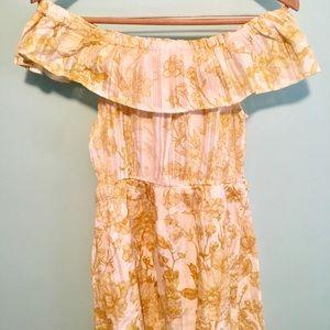 NWT O'Neil Summer Dress